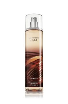Warm Vanilla Sugar® Fine Fragrance Mist - Signature Collection - Bath & Body Works    No matter how many expensive amazing perfumes I buy, this will always be #1 in my heart.