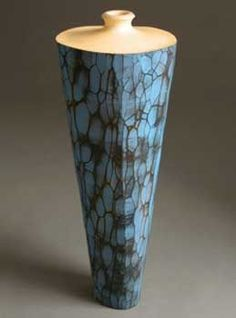wood, tinted lacquer - Michael Bauermeister