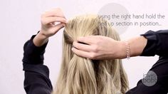 invisibobble | Updo Step-by-Steps by Denise Bredtmann