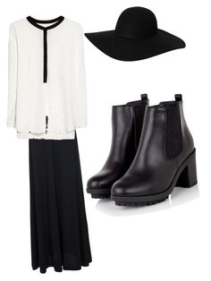 """""""Zoey from AHS"""" by shelby-buis ❤ liked on Polyvore"""