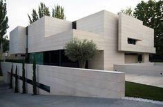 Architonic architectural villa