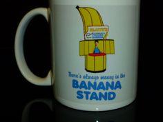 Arrested Development - Banana Stand  - Coffee Mug, I love George Michael Bluth