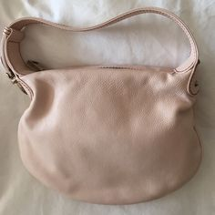 Marc Jacobs Marc Jacobs authentic mini hobo bag. 9x11 1/2 including strap. Has a tiny mark outside and Hardware has normal wear. Small marks near zipper. Inside is perfect.  great condition😊 Bags Mini Bags