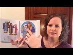 ABCJesusLovesMe:  Beginning Steps to Reading:  How to Picture Walk Through a Book
