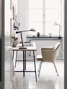 The home of Swedish Fashion designer Åsa Stenerhag. Photography: Jonas Ingerstedt.
