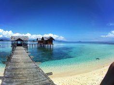 Pantai Saronde, Dari Gorontalo