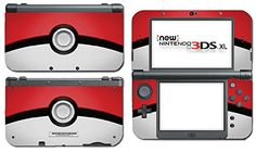 Pokemon Pokeball Pikachu Special Edition Video Game Vinyl Decal Skin Sticker Cover for the New Nintendo 3DS XL LL 2015 System Console Vinyl Skin Designs http://www.amazon.com/dp/B00WZTZY2S/ref=cm_sw_r_pi_dp_BNYywb0Z51EAE