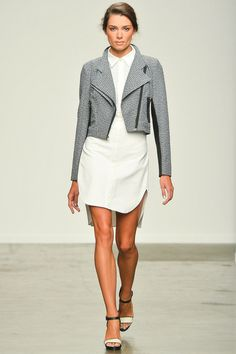 #NYFW - Runway: #Sachin + #Babi Spring 2014 Ready-to-Wear Collection