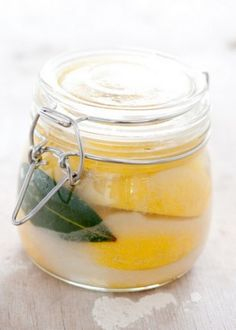 Making Your Cooking More Exotic with Preserved Lemons