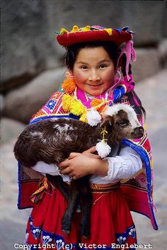 Children of Peru