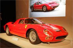 Coloque 2: Ferrari 250 LM, construído em 1964