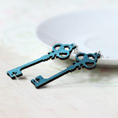 ruche - key to the past wooden indie earrings $12.99 http://www.shopruche.com/key-to-the-past-wooden-indie-earrings-p-5904.html