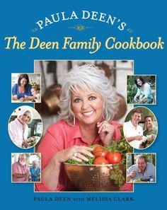 Great Cookbooks from Paula Deen