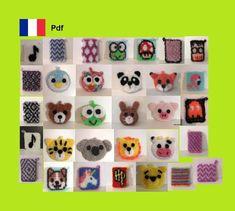 Demi Bride Crochet, Creative Bubble, Crochet Amigurumi, Bubbles, Holiday Decor, Pattern, Pac Man, Etsy, Mario