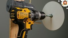 4 Amazing Homemade Tools - Using a Drill - YouTube