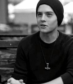 """::Dylan Sprouse:: """"ello, I'm Alex, I have night vision. I'm an actor but I also like music, and writing. Rose is my half sister. Come say hi"""""""