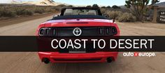 Cruise the west coast of the USA and drive from LA to Las Vegas in a mustang whilst taking in beaches, deserts and bright city lights.