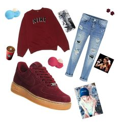 """""""Love❤️❤️❤️"""" by salmaaytb ❤ liked on Polyvore featuring NIKE, Casetify, Eos and love"""