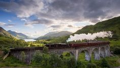Дорога в Хогвартс: поезд из сказки
