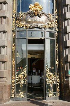 Door,  St. Petersburg, Russia