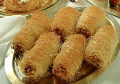Food & Drink Archives - Page 11 of 31 - allabout. Turkish Sweets, Greek Sweets, Greek Desserts, Turkish Recipes, Greek Recipes, Italian Recipes, Arabic Food, Dessert Recipes, Food And Drink