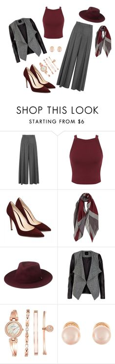 """""""Untitled #310"""" by chilosa3325 on Polyvore featuring J.Crew, Miss Selfridge, Whistles, Anne Klein and Kenneth Jay Lane"""