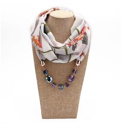 Soft Polyester Silk Dress Scarves For Women Fashion Print Funny Cute Deer Scarf Neckerchief Face Scarves Neck Scarf Multiple Ways Of Wearing Daily Decor