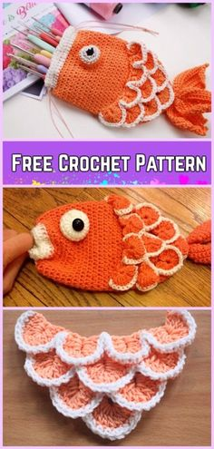 Crochet Bag Crochet Fish Bag Free Patterns - DIY drawstring fish pouch Crochet Free Pattern Video Tutorial - Crochet Fish Bag Free Patterns Round Up: Crochet Kids Fish Bag, Mystery Fish Pouch, Drawstring Fish Bag, Fish Bag Plastic Bag Keeper, Shark Bag Crochet Fish, Bag Crochet, Crochet Shell Stitch, Crochet Handbags, Crochet Purses, Cute Crochet, Crochet For Kids, Crochet Baby, Crochet Drawstring Bag