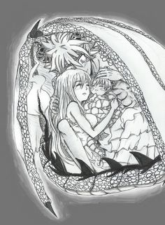 NaLu - Keeping Out the Cold by Inubaki on DeviantArt