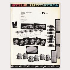 Stile Industria International Magazine of Industrial Design