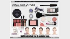 Oriflame Make-Up Studio Tutorial