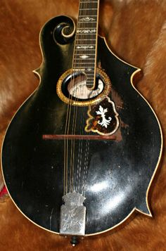 1905 #Gibson F2 #Mandolin - Serial No. 3959 #music