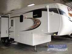 Used 2012 Jayco Eagle Super Lite 31.5RLTS Fifth Wheel at Gayle Kline RV Center | Mountville, PA | #N2940A