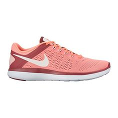 Nike Womens Flex 2016 RN Running ShoeLava GlowSailCedarSummit White 10 -- More info could be found at the image url.
