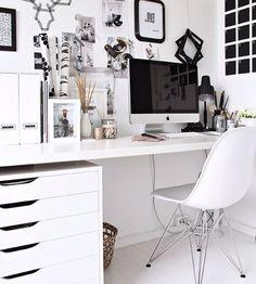 Dreamy work space