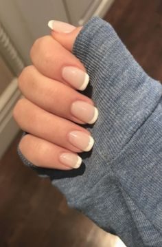 40 great manicure ideas for short nails 2019 - short gel nail arts - # for . - 40 great manicure ideas for short nails 2019 – short gel nail arts – # Ma - French Manicure Nails, French Manicure Designs, Manicure Y Pedicure, Manicure Ideas, Manicure Tools, Nail Ideas, Nails Design, Classic French Manicure, Natural French Manicure