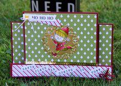 Stampin Up UK Demonstrator Zoe Tant blog: Stampin' Up! Christmas Cuties for Christmas Card Club