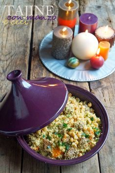 Couscous, Grains, Cooking, Moroccan, African Recipes, Middle, Party, Moroccan Cuisine, Kitchen