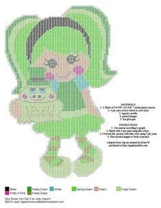 Sew Sweet Irish Dolly