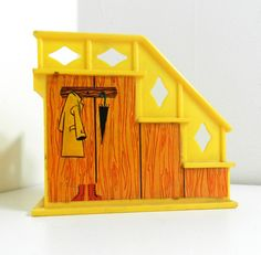 Vintage Fisher Price Little People Stairs by JeweledLuv on Etsy, $10.00