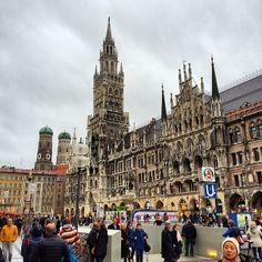 München Main Square