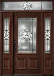 Texas star door this will be the front door to my house for Front porch pantry coupon
