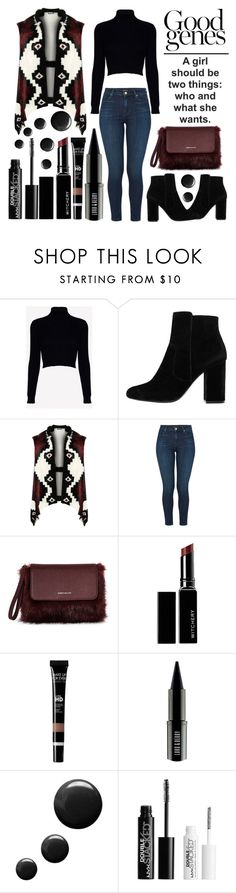 Good Jeans Is In Your DNA by latoyacl on Polyvore featuring Jack Wills, WearAll, J Brand, MANGO, NYX, Witchery, Lord & Berry, Topshop and plus size clothing