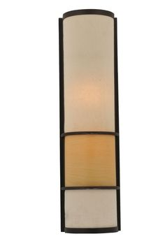 2 Light Contempo Wall Sconce