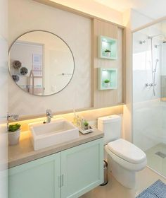 Azulejo Chevron Decortiles no projeto assinado pelo Villa Arquitetura. Best Bathroom Designs, Modern Bathroom Design, Bathroom Interior Design, Bad Inspiration, Bathroom Inspiration, Decoration Bedroom, Aesthetic Rooms, Beautiful Bathrooms, Small Apartments