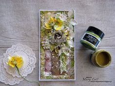 Mary's Crafty Moments: 'Wild at Heart'' - DT Tag for More Than Words Mini...