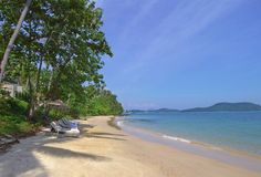 Beach at Amatara Resort & Wellness (Thailand, Phuket)