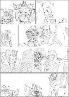 Flowers_Page 2 by Clockout-WP on DeviantArt