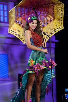 'Era un sueño que anhelaba toda Colombia', dice miss Universo.