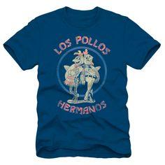 Breaking Bad T-Shirts: Los Pollos Hermanos